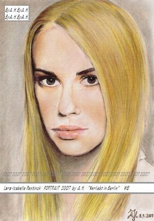 Lara-Isabelle Rentinck par ShaniaMarie